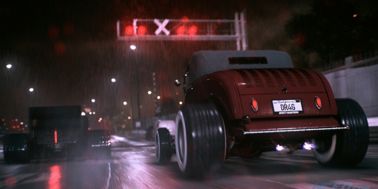 Das nächste Need for Speed soll 2017 erscheinen. Screenshots: Need for Speed