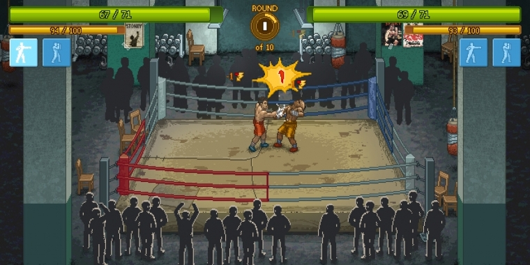 Punch Club von Lazy Bear Games