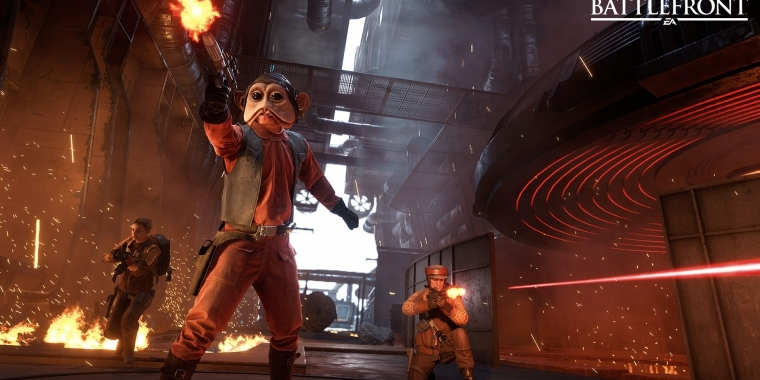 DICE behebt diverse Bugs in Star Wars: Battlefront mit dem kommenden Mai-Patch.
