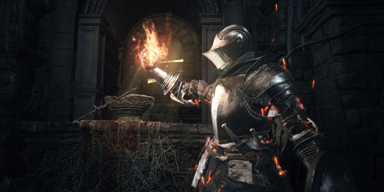 Dark Souls 3: Patch 1.05 angekündigt