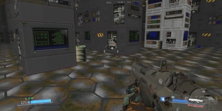 Doom (2016): Retro-Maps als Easter Egg im neuen Doom on