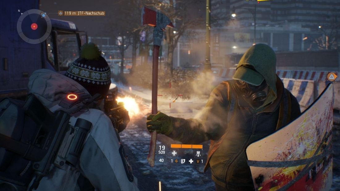 The Division: Katerstimmung in der Community nach Patch 1.1