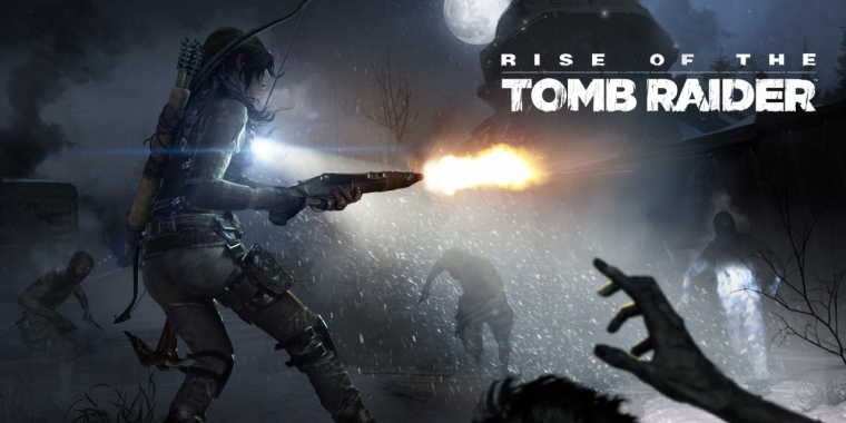 "Rise of the Tomb Raider: ""Kalte Finsternis erwacht"" angespielt. (2)"