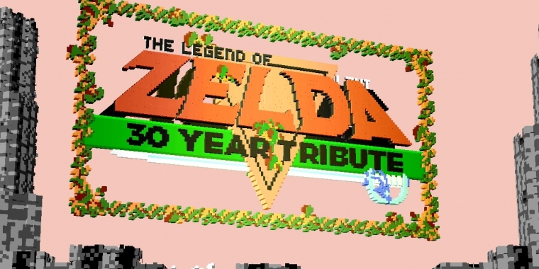 The Legend of Zelda - Fan-Remake zum NES-Klassiker