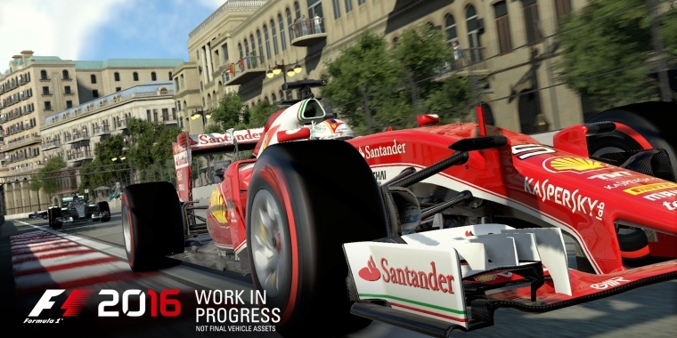 F1 2016 in der E3-Hands-on-Vorschau: So macht man Karriere. (2)