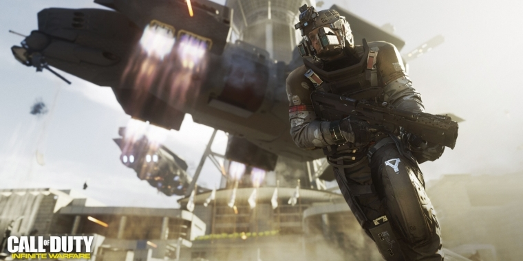Call of Duty: Infinite Warfare erscheint am 4. November für PC, PS4 und Xbox One.