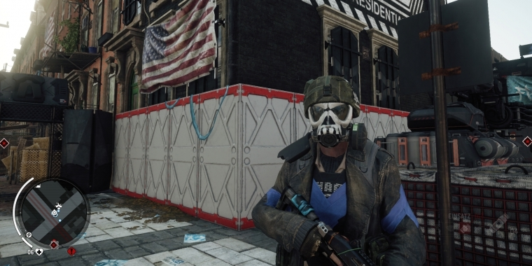 Homefront: The Revolution - Szene aus der Testversion