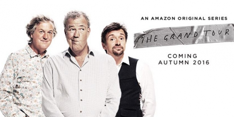 "Amazon Video: Name des ""Top Gear""-Nachfolgers enthüllt (1)"