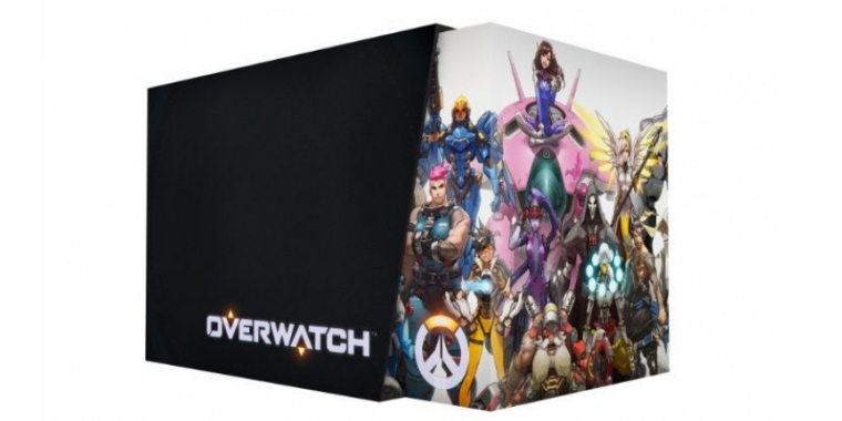Overwatch: Collector's Edition Box