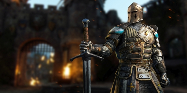 Blue Byte macht die PC-Version von For Honor.