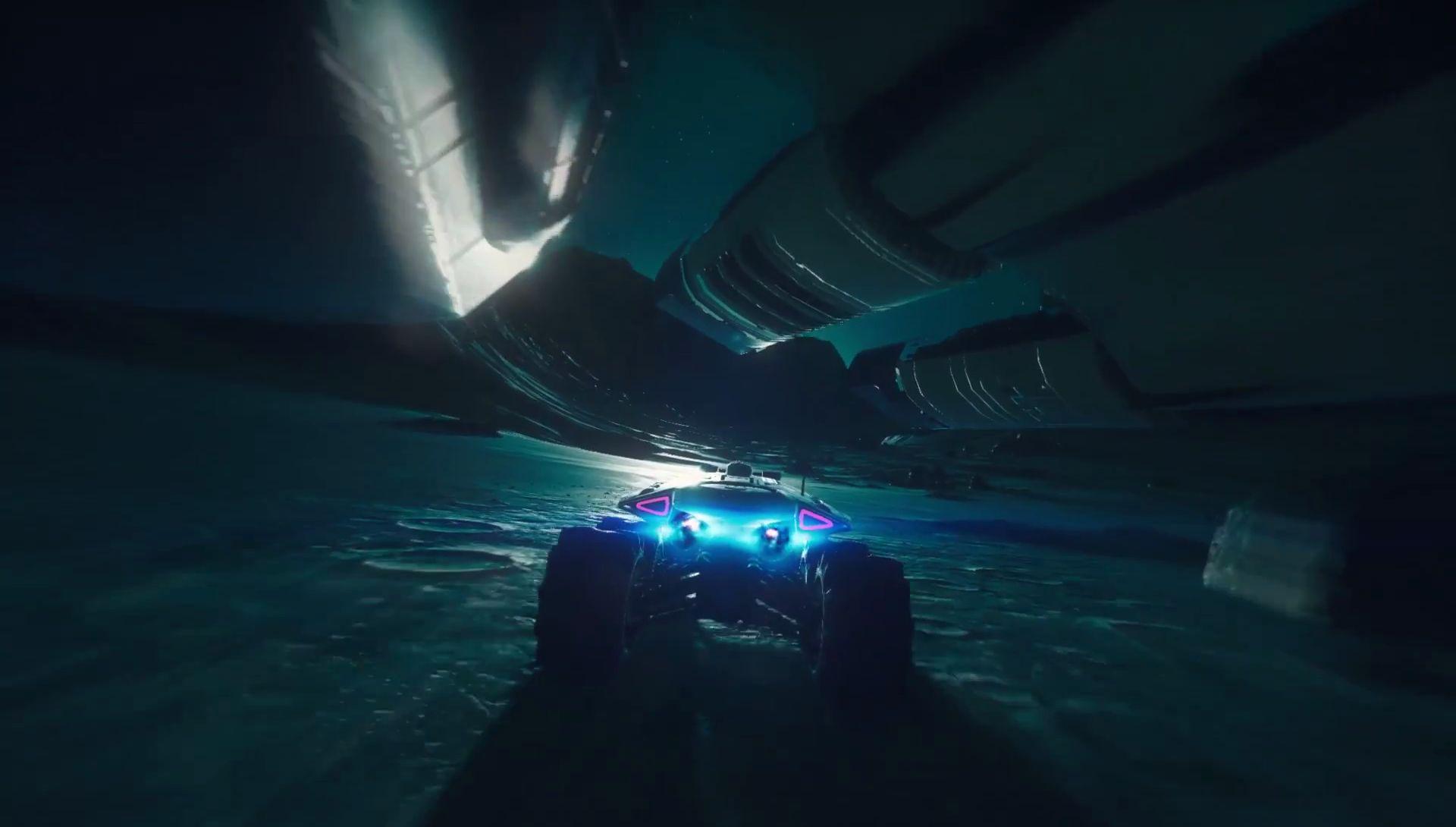Mass effect andromeda release trailer news
