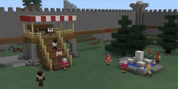 Minecraft Update Bringt Viele Neue Inhalte Und Pandabären - Minecraft spielen video