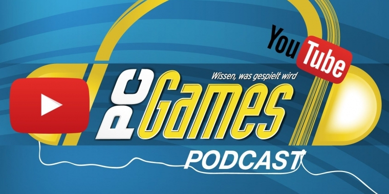 PC Games Podcast Logo