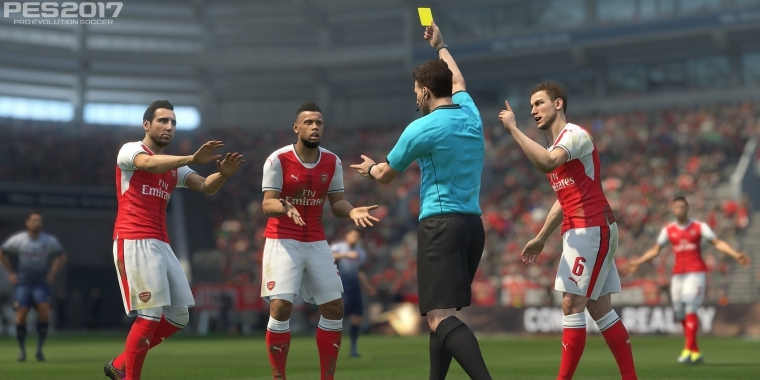 Pro Evolution Soccer 2017: Erste Steam-Reviews - Gameplay: Top, Grafik: Flop (4)