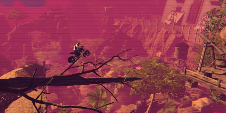 Trials of the Blood Dragon im Test