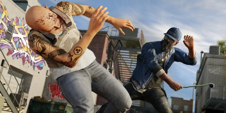 Watch Dogs 2: Gold-Status