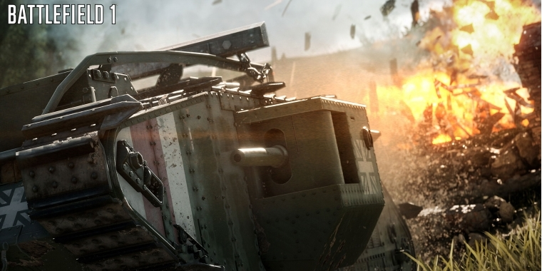 Battlefield 1: Gameplay-Video zeigt alle Waffen in Aktion (5)