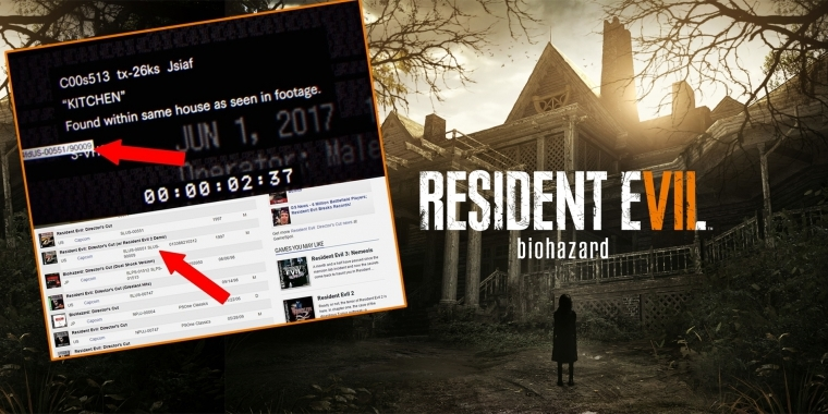 Resident Evil 7 inklusive Resi 2 Remake Demo?