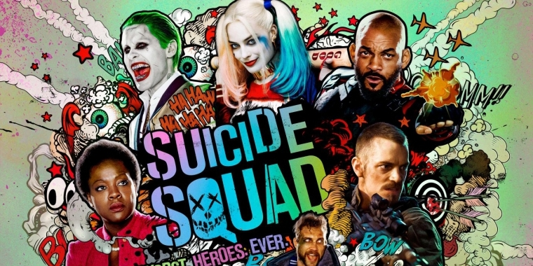 Suicid Squad Mitglieder
