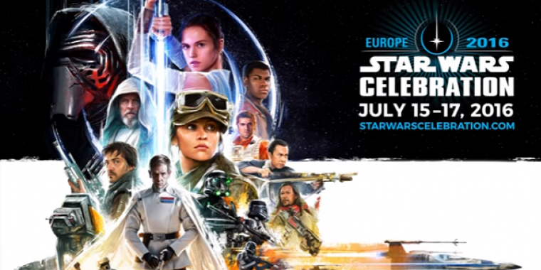 Star Wars Celebration: Das Event aus London im Live-Stream ansehen (1)