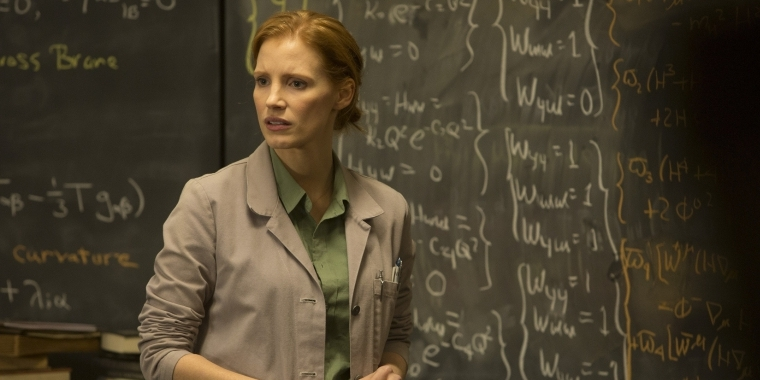The Division: Jessica Chastain
