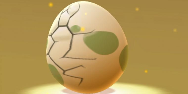 pokemon go eier ep