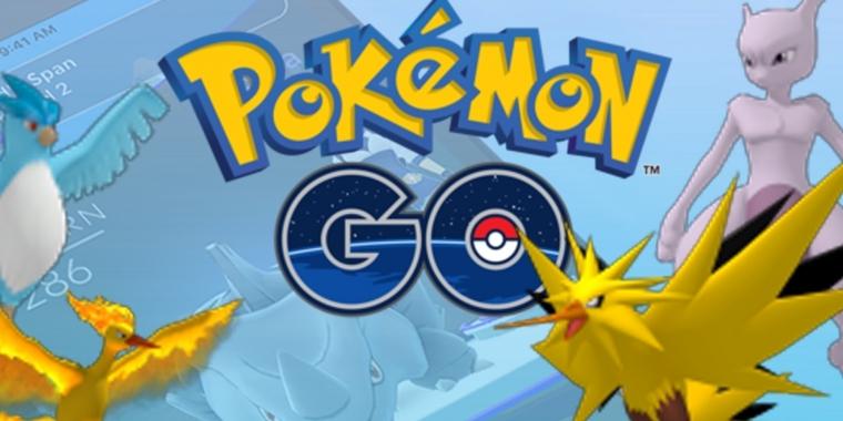 pokemon go registrieren