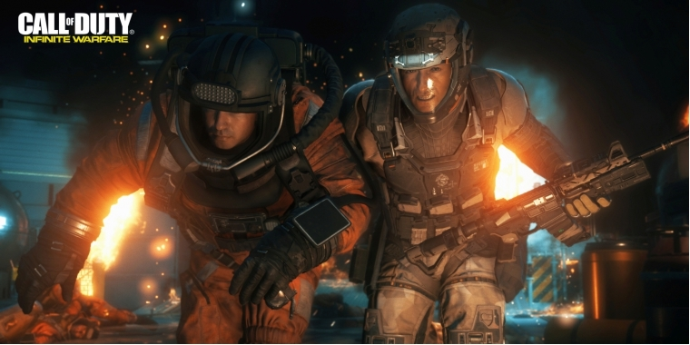 Call of Duty: Infinite Warfare erscheint am 4. November.