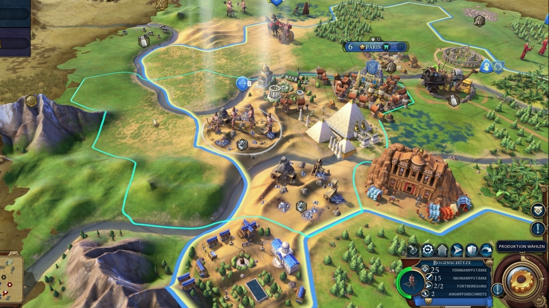 Civilization 6 Steam Price 219 TL is Free at Epic Games