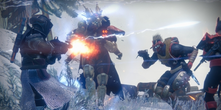 Destiny: Rise of Iron - Video-Tour durch erste Story-Mission (1)