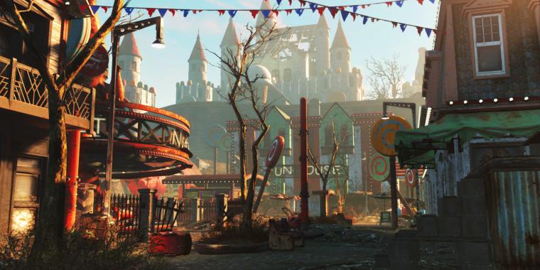 Fallout 4 Sim Settlements Mod Macht Siedler Selbstständiger