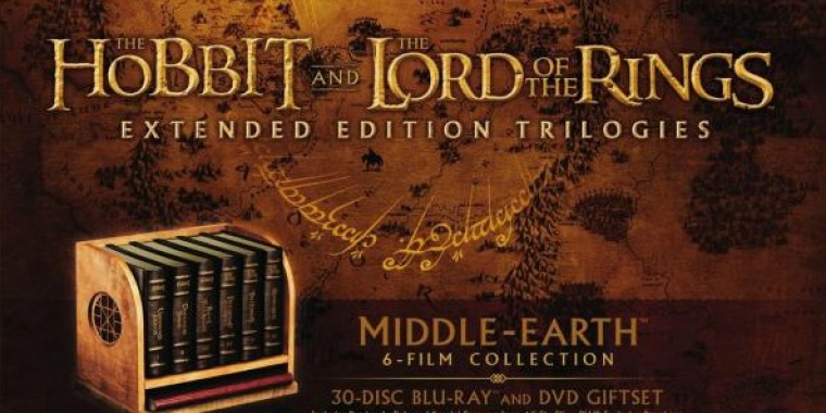 "Bild 2 zur ""Middle-Earth 6-Film Collection"""