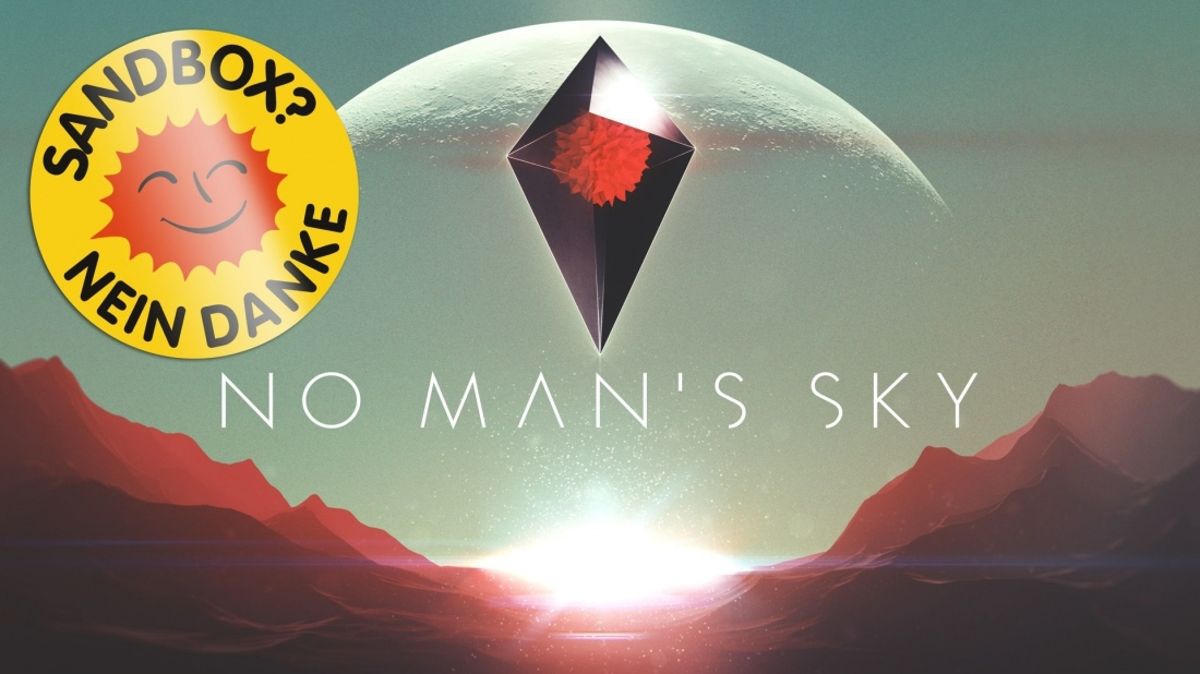 No Man's Sky: Early Access zum Vollpreis (Kolumne)