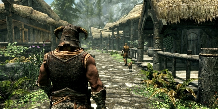 TES 5: Skyrim - Special Edition: Steam Beta-Patch 1.1.51nimmt sich Performance & Audioqualität an (6)
