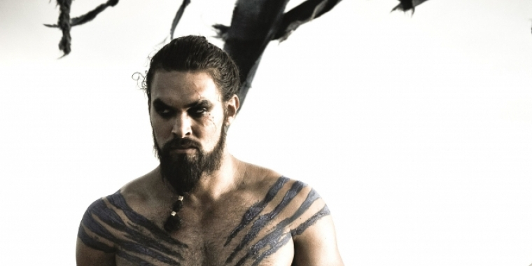 "Jason Momoa in ""Game of Thrones"""