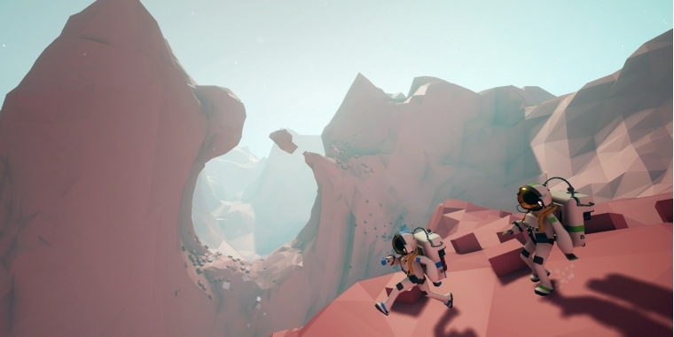 Astroneer: Erfolgreicher Early-Access-Launch auf PC und Xbox One
