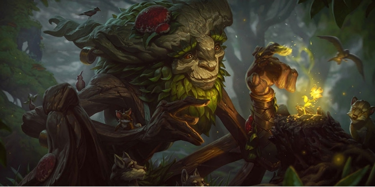League of Legends: Ivern