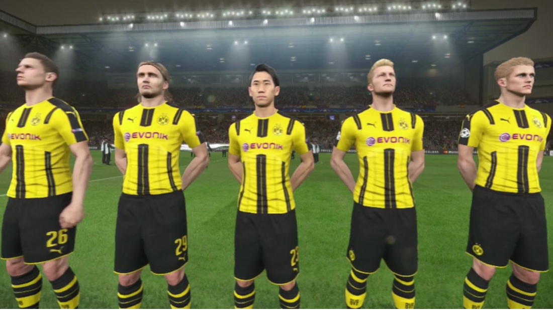pes 2017 im test update mit pc wertung. Black Bedroom Furniture Sets. Home Design Ideas