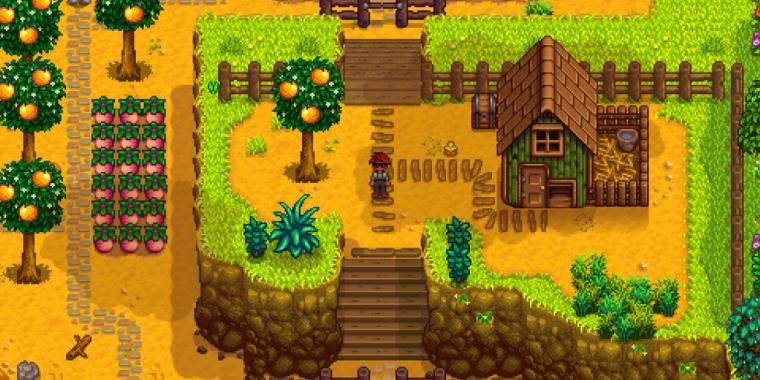 Stardew Valley Neues Lebenszeichen Vom Multiplayer Modus