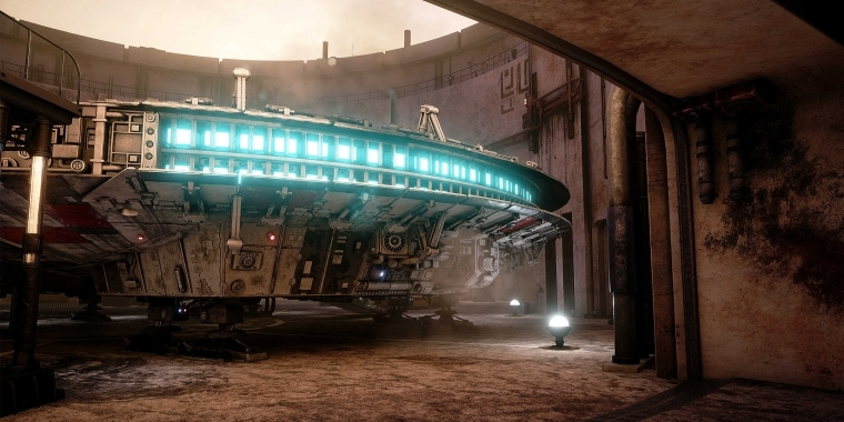 Star Wars: Entwickler bauen Mos Eisley in Unreal Engine 4 (1)