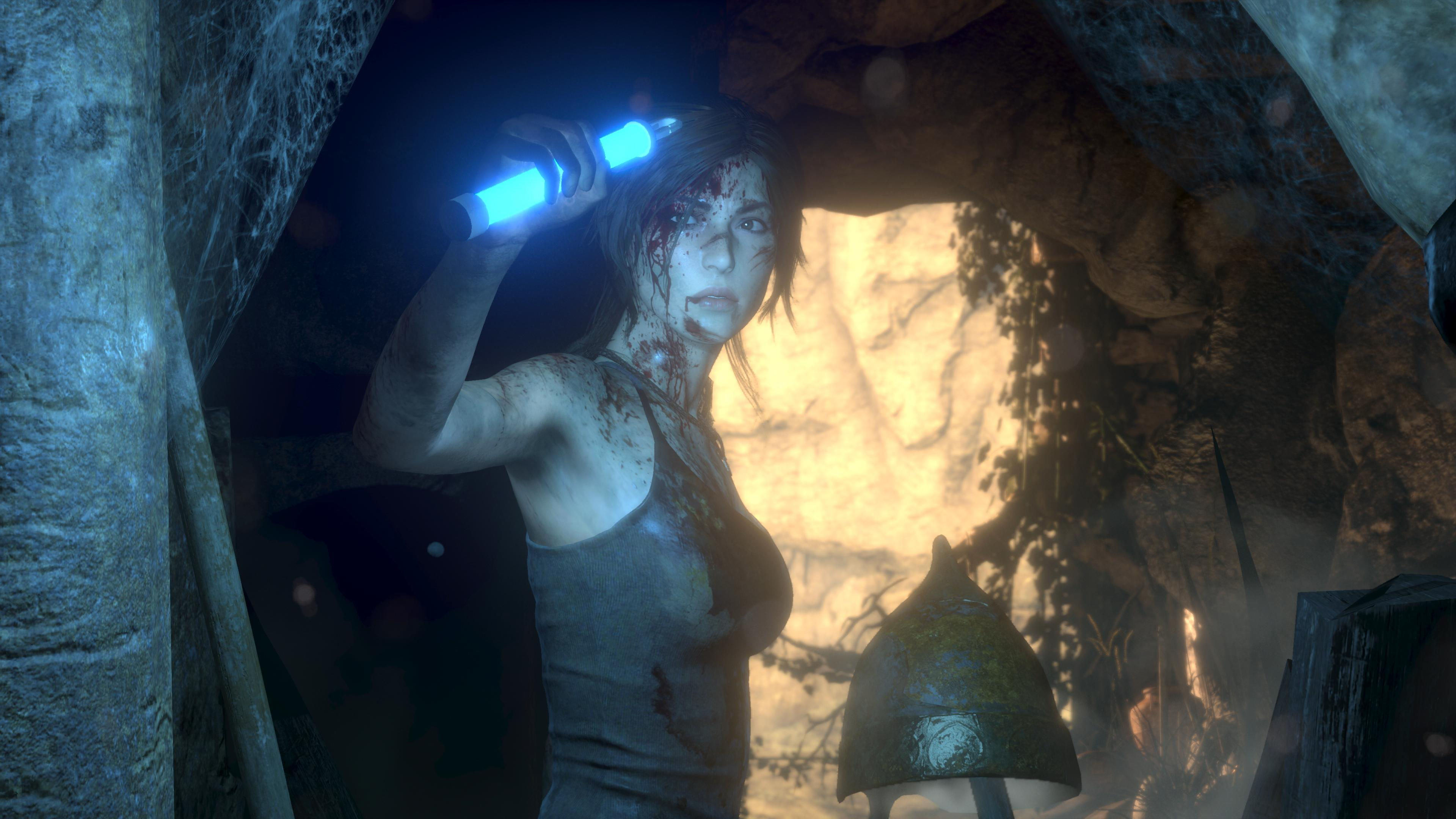 rise of the tomb raider ps4 pc release trailer. Black Bedroom Furniture Sets. Home Design Ideas