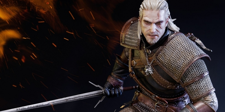 The Witcher: Geralt von Riva