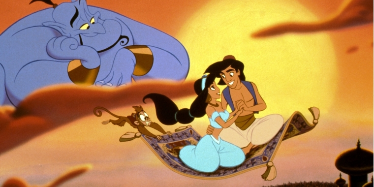 Aladdin: Guy Ritchie soll Realversion inszenieren! (1)