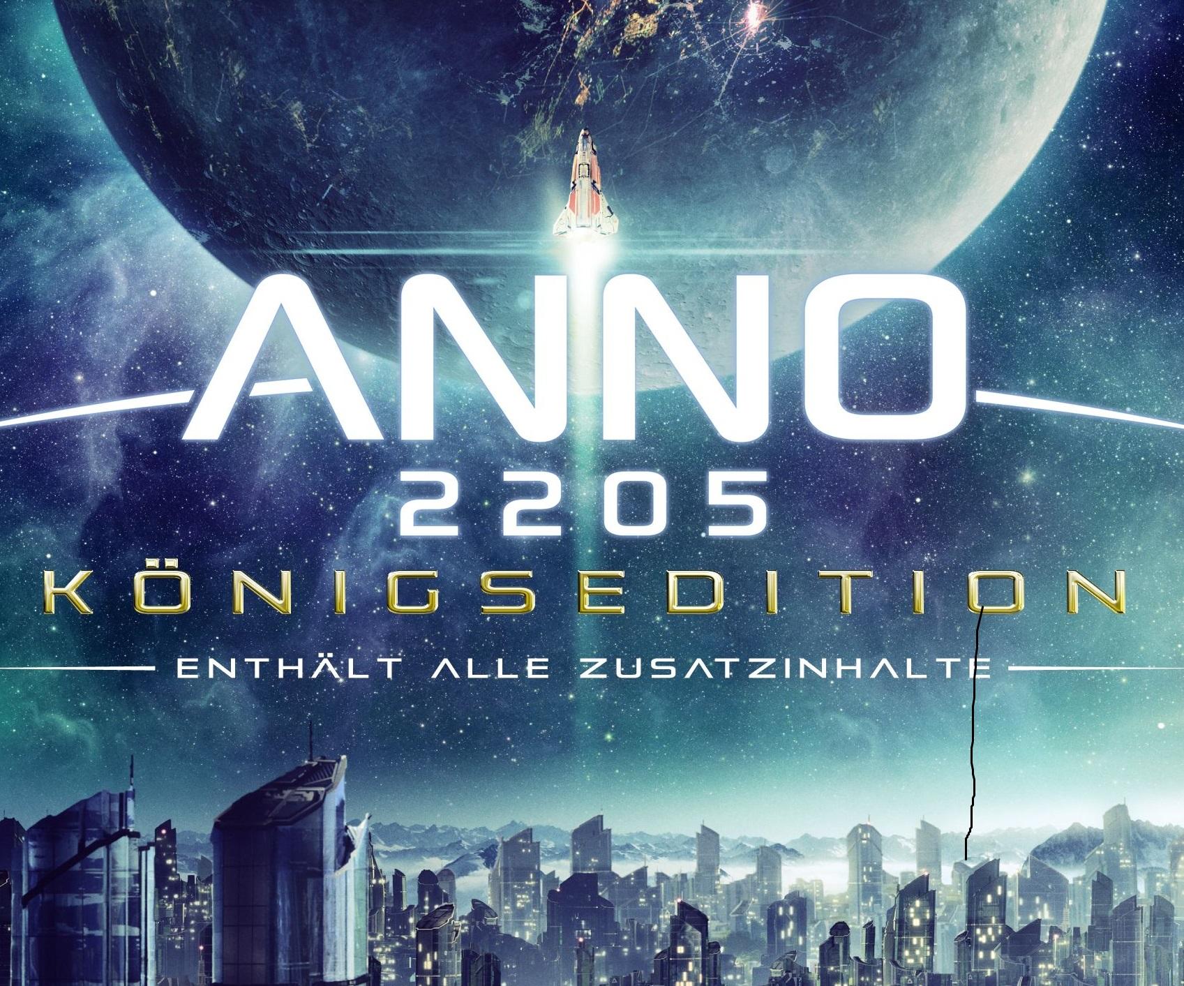 Anno 2205 Beta