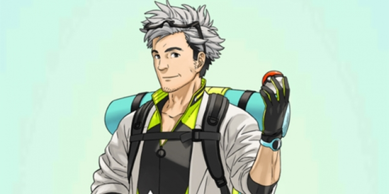 Pokémon GO: Professor Willow