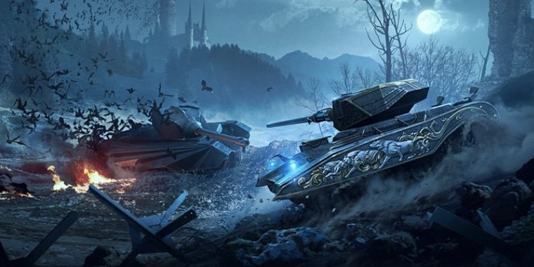 World of Tanks Blitz: Panzerschlacht