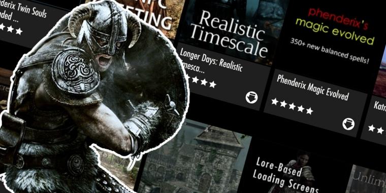Skyrim - Special Edition: Mod-Genuss oder Frust auf PS4? Der