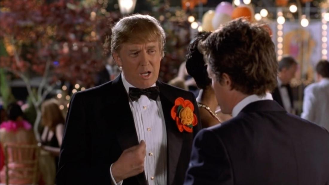 Donald Trump Schauspieler
