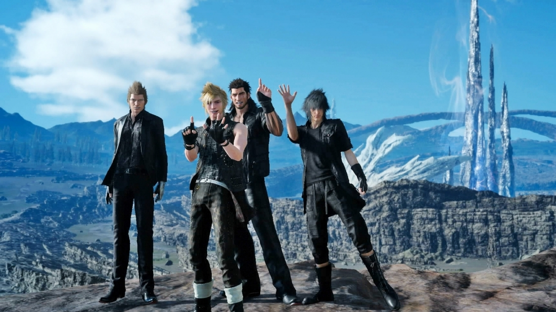how to download final fantasy 15