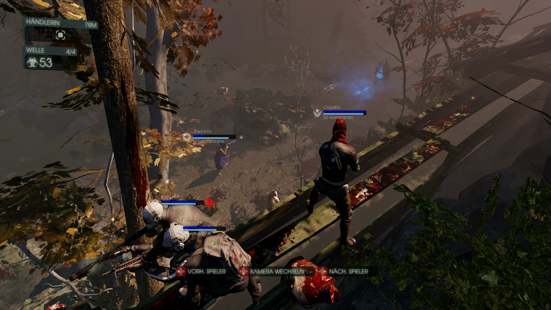 Killing floor 2 test tipps videos news release termin for Pc gamer killing floor 2